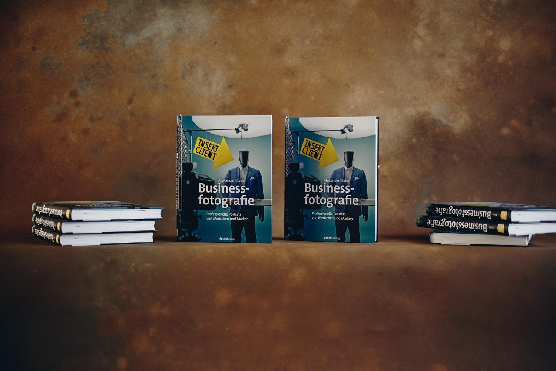 Buch Businessfotografie Alexander Klebe