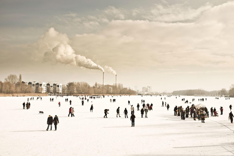 Berlin on ice