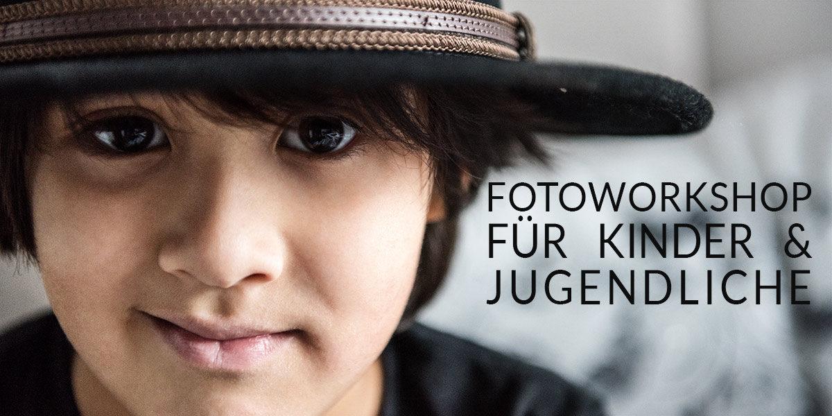 Fotoworkshop für Kinder und Jugendliche