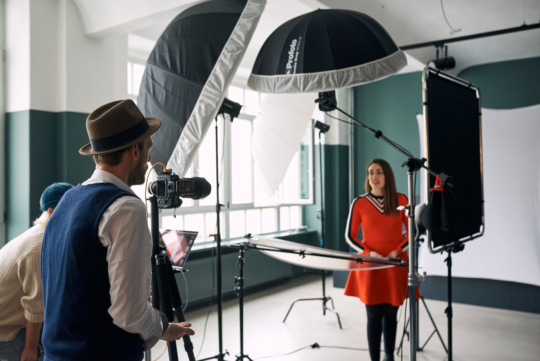 Managerporträt Porträtfotograf Berlin Studio Alexander Klebe