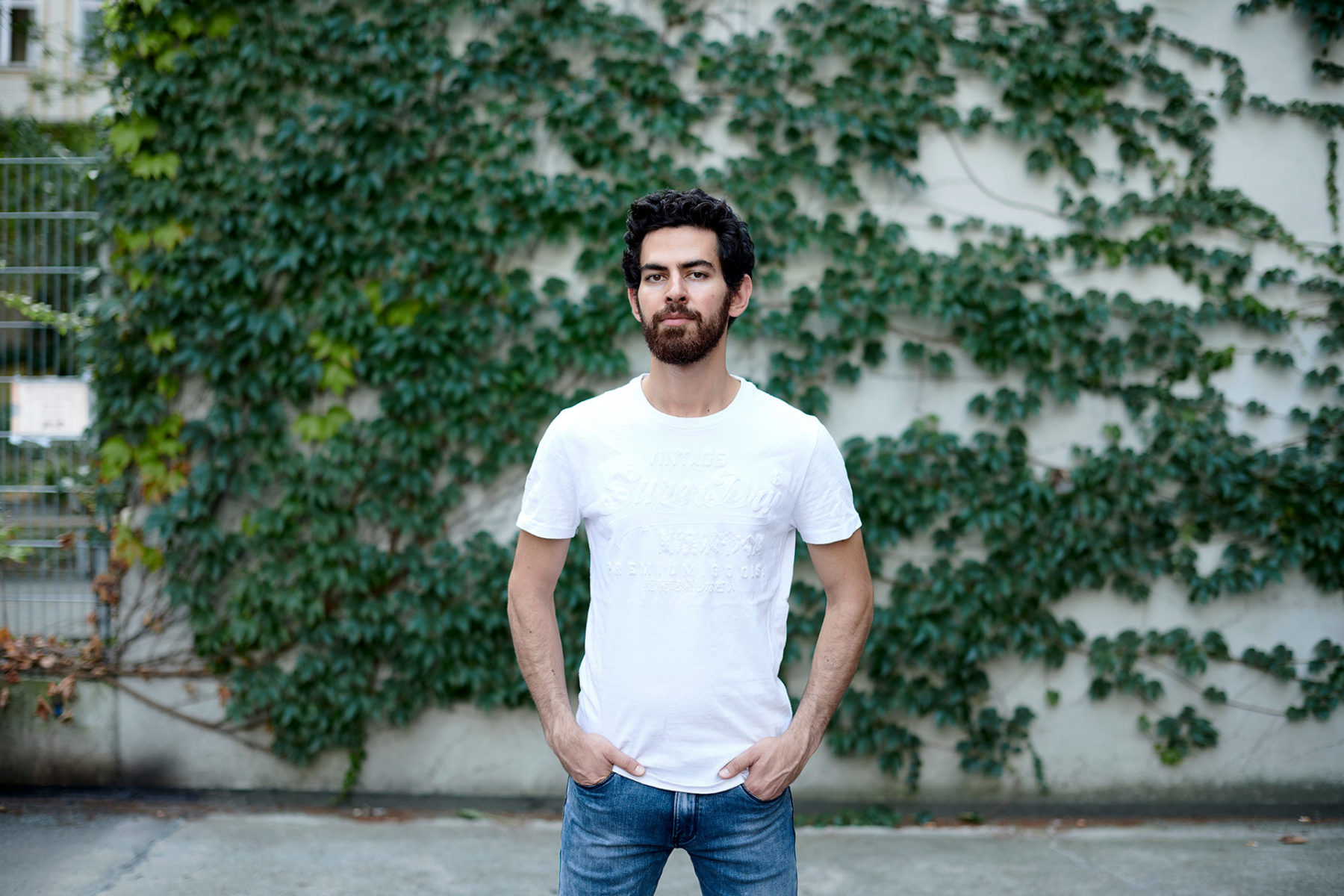 Portraitfotograf Berlin Friedrichshain Schauspielerportraits Sedcard Fotos