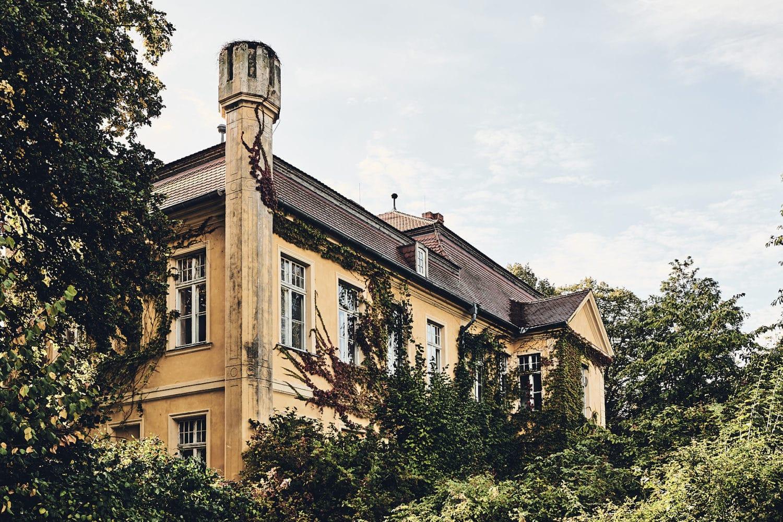 Business Seminar Location Schloss Wartin